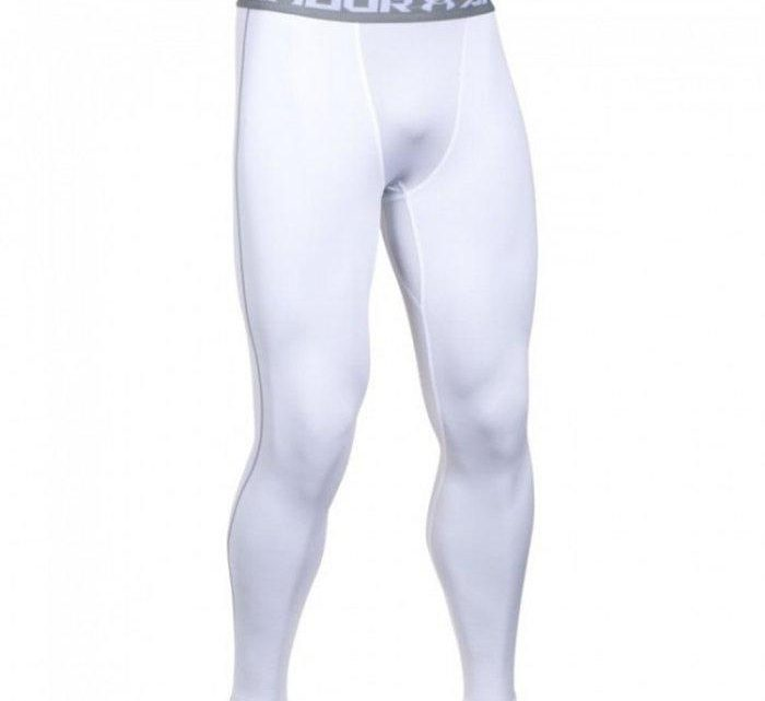 Collant blanc homme sport