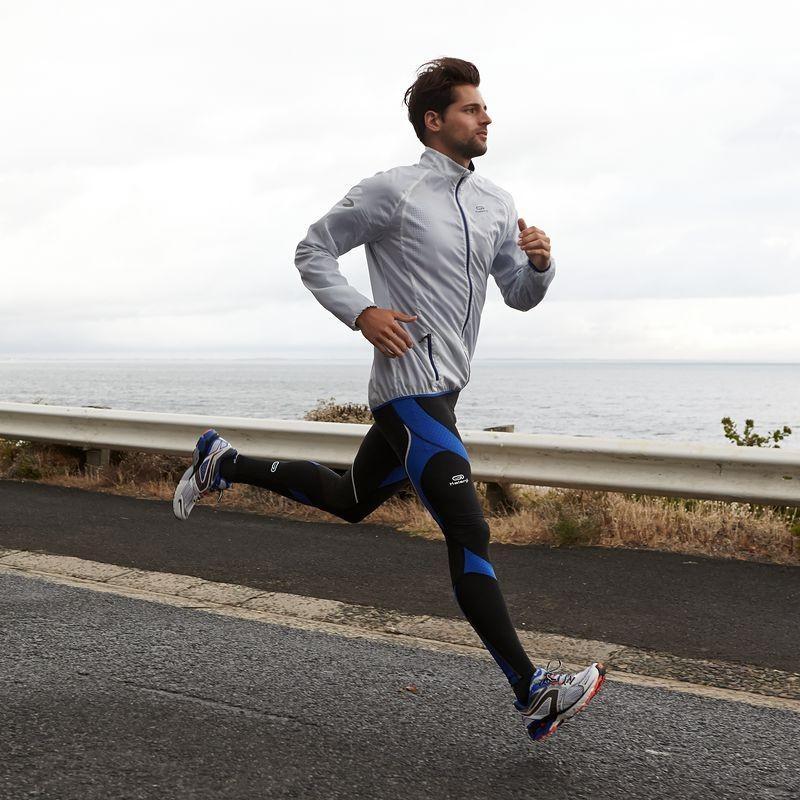 Collant course à pied homme