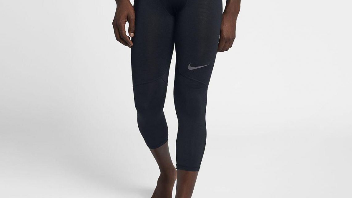 Collant de training 3 4 nike pro hypercool pour homme