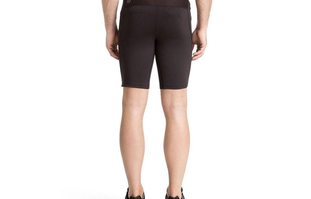 Short collant sport homme